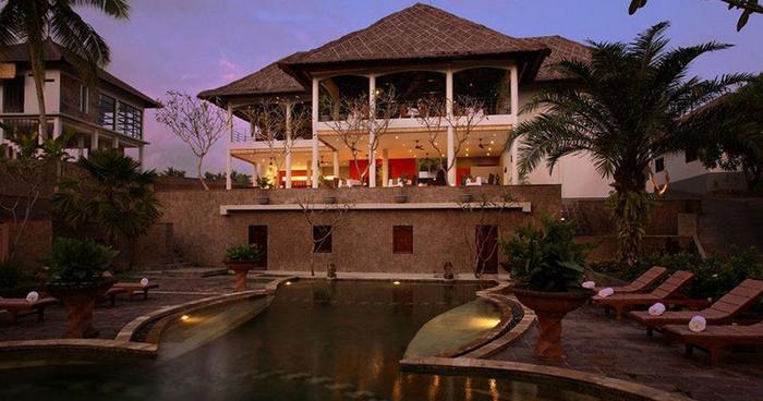 Furama Villas Ubud - Facade