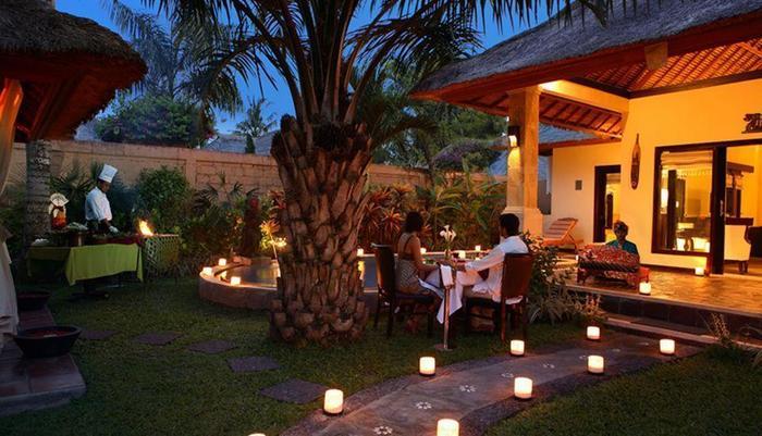 Furama Villas Ubud - In-Villa Barbecue
