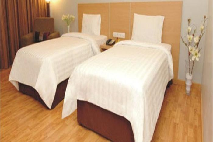Hotel Amalia  Lampung - Kamar Deluxe