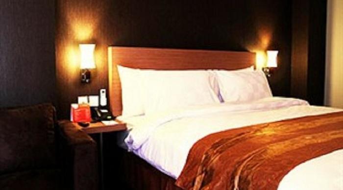 @HOM Premiere Cilacap - Superior Tempat Tidur Double