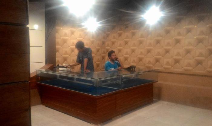 Hotel Ibrahim Syariah Simpang Lima Semarang - Resepsionis