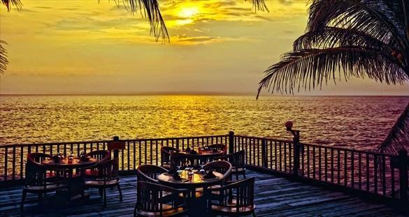 Patra Jasa Anyer Beach Resort Serang -  VIEW