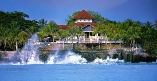 Patra Jasa Anyer Beach Resort Serang -
