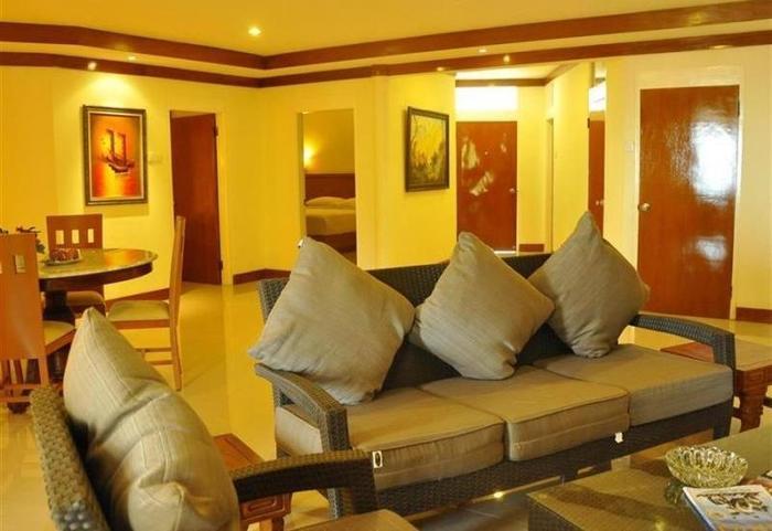 Patra Jasa Anyer Beach Resort Serang - Kamar