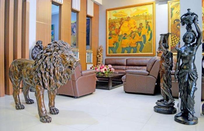 Grant Hotel Subang - Lobby
