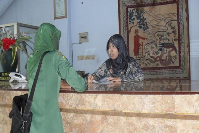 Hotel Indonesia Pekalongan - Resepsionis