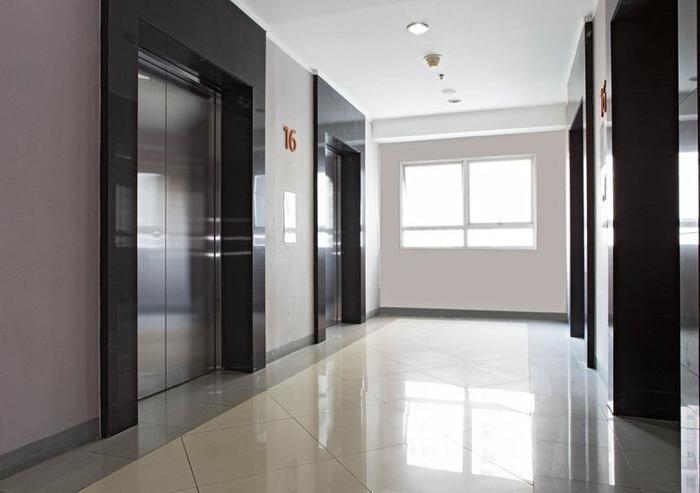 RedDoorz Apartment @Season City Jakarta - Koridor