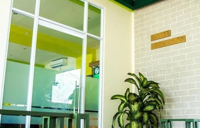 Hotel Santun Cirebon Syariah Cirebon - Lobi
