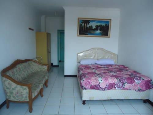 Hotel Amerta Tuban - Kamar tamu