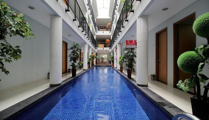 Cilandak Mansion Jakarta - Pool