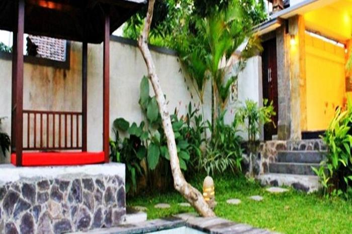 Asatu Villa Bali - Kolam Renang