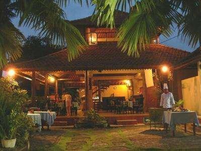 Puri Sading Hotel Bali - Eksterior