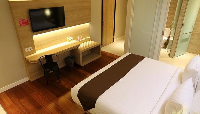 Grand Citihub Hotel @ Kajoetangan Malang - Superior King