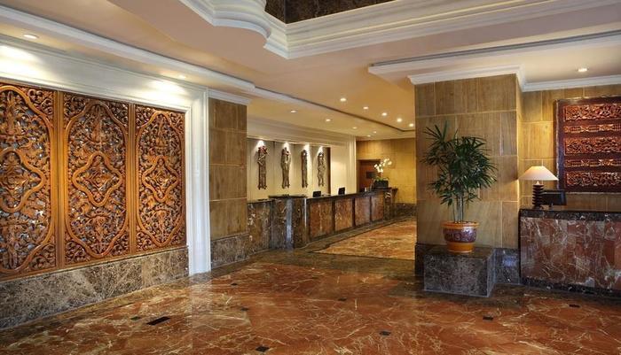 Hotel Aryaduta  Pekanbaru - Lobby reception