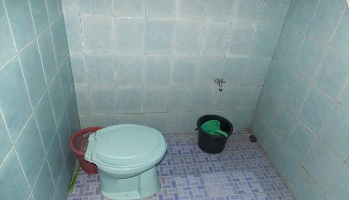 Homestay Anggun 3 @ Bromo Probolinggo - Kamar mandi