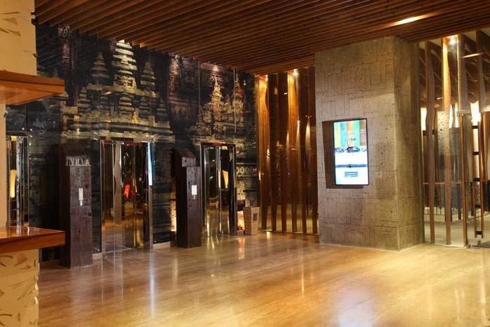 TS Suites Bali - TS_Suites_Leisure_Seminyak - Elevator at Lobby