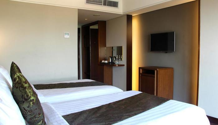 Salak Tower Hotel Bogor - Twin