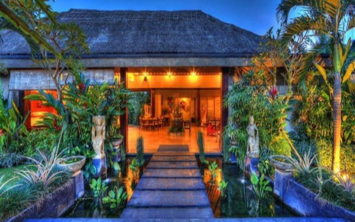 Ashoka Tree Resort at Tanggayuda Bali - Lobi
