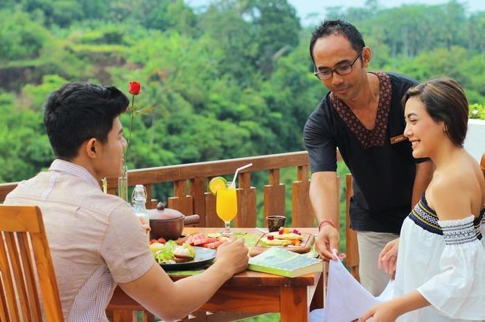Ashoka Tree Resort at Tanggayuda Bali - Makan Siang