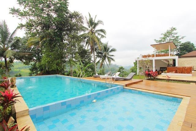 Ashoka Tree Resort at Tanggayuda Bali - Kolam Renang 1