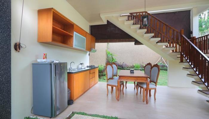 Ashoka Tree Resort at Tanggayuda Bali - Kitchenette
