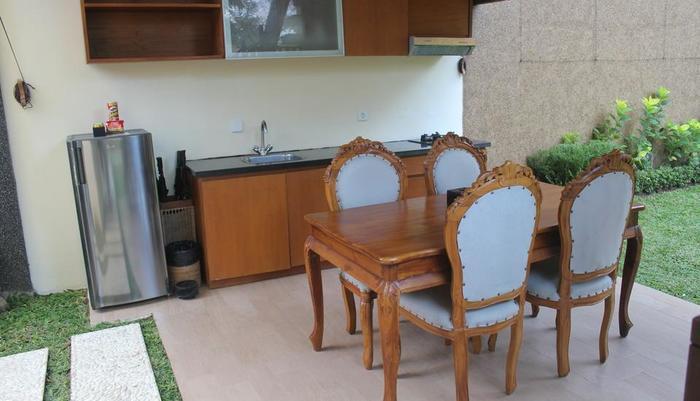 Ashoka Tree Resort at Tanggayuda Bali - Dapur kecil