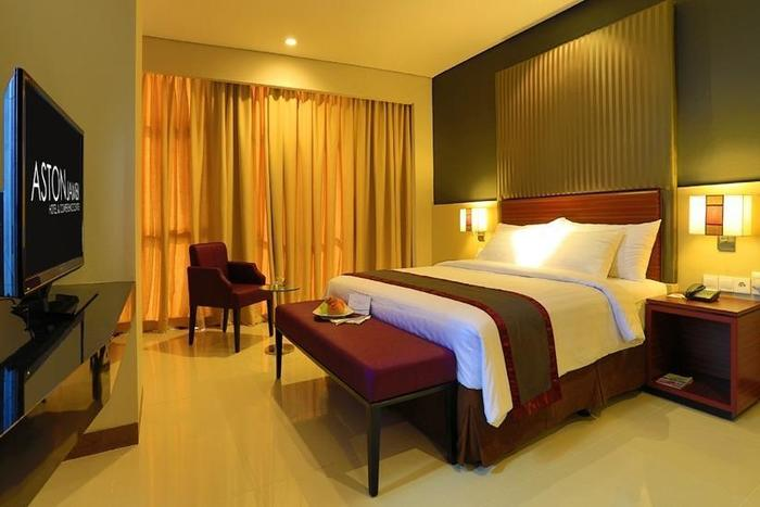 Aston Jambi Hotel Jambi - Kamar Junior Suite