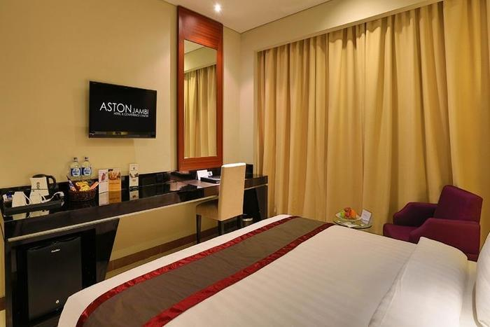 Aston Jambi Hotel Jambi - Kamar Superior