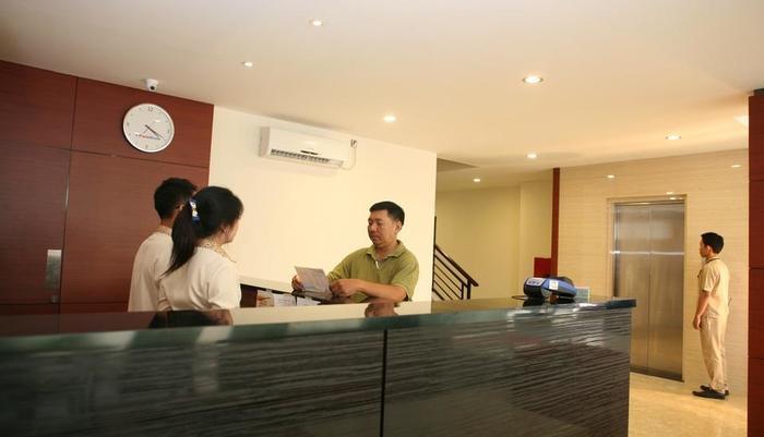 Hana Hotel Batam - Resepsionis