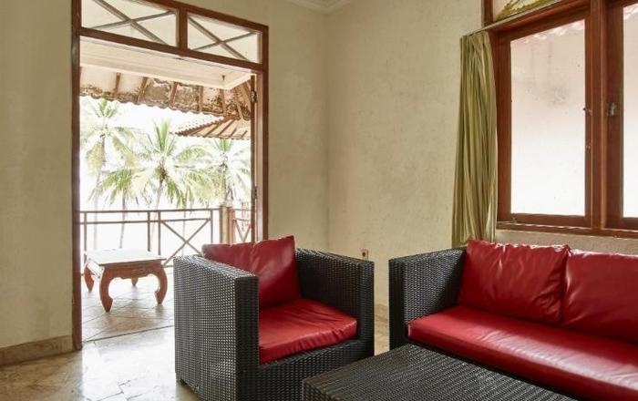 Anyer Cottage Hotel Beach Resort Serang - Guest Room