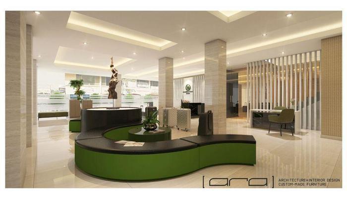 Hotel Lotus Subang - Lobby