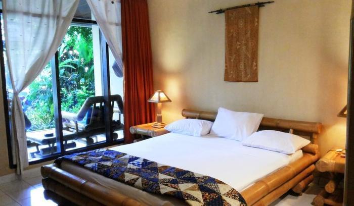 Adirama Beach Hotel Bali - Superior double bambo