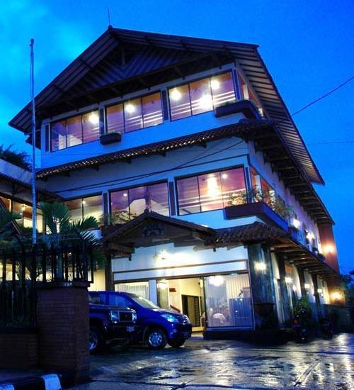 Kenangan Hotel Bandung - Hotel