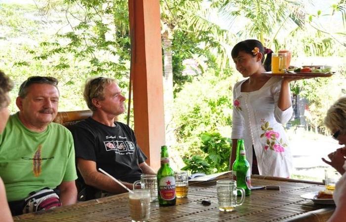 Arlina's Bungalow Bali - Restoran