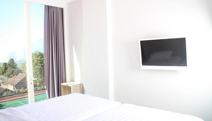 The Kusma Hotel Semarang - Deluxe Tempat Tidur Twin