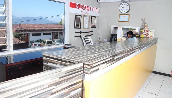The Kusma Hotel Semarang - Lobi
