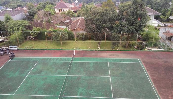 The Kusma Hotel Semarang - Lapangan Tenis