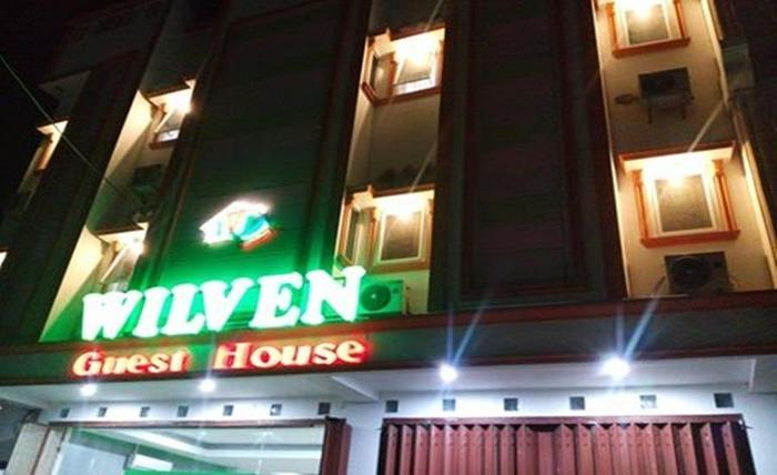 Wilven Guest House Palu - Eksterior