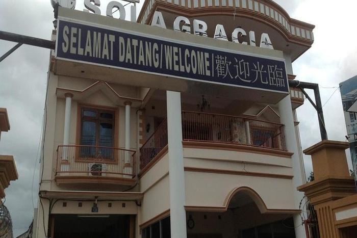 Solagracia Homestay Bangka - Tampilan Luar Hotel