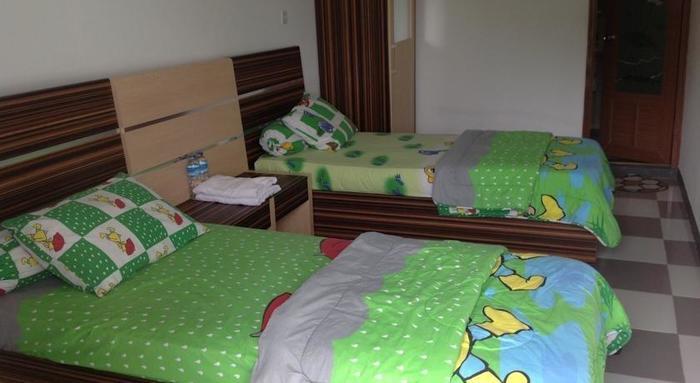 Solagracia Homestay Bangka - room