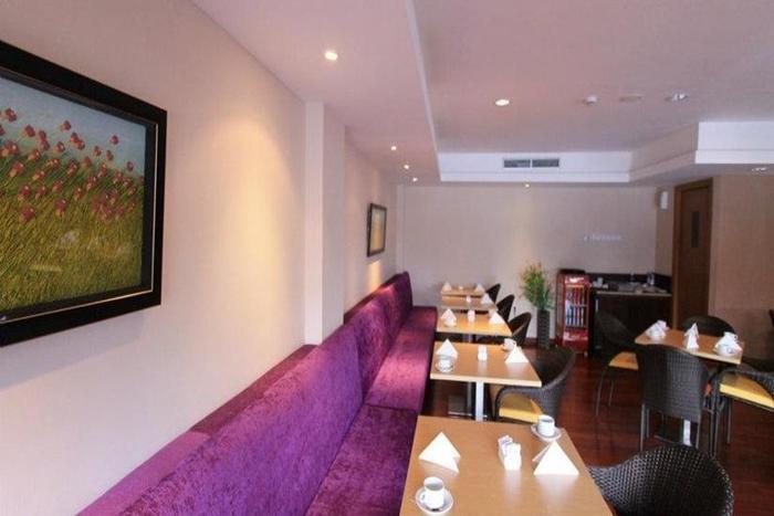 Cititel Hotel Pekanbaru - Restoran