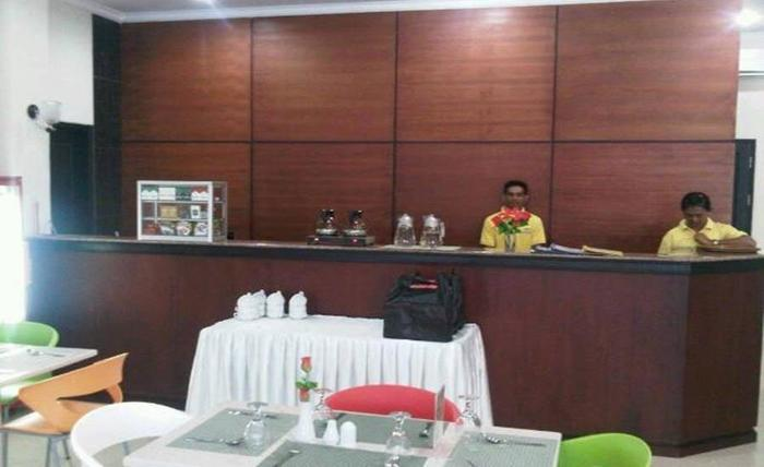 Hotel Pacific Ambon Ambon - Resepsionis