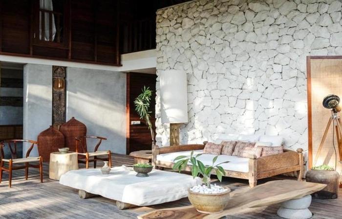 Planta Luxury Villa Canggu Bali - Ruang tamu