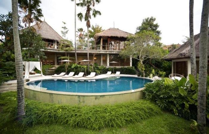 Planta Luxury Villa Canggu Bali - Kolam Renang