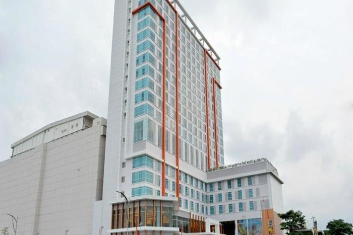 Hotel HARRIS  Bekasi - Tampilan Luar Hotel