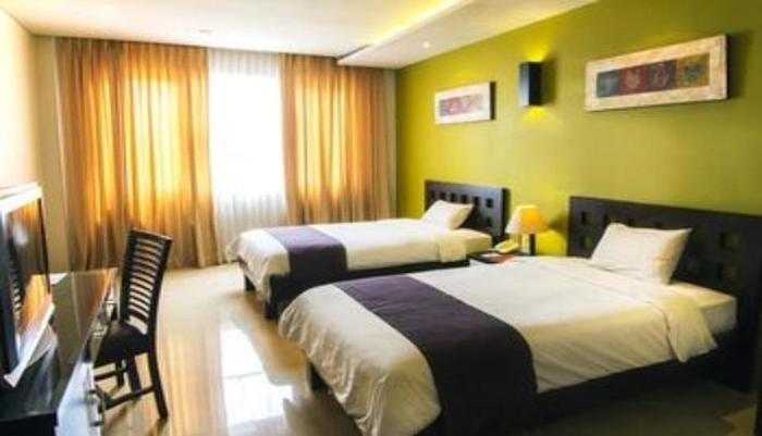 Eclipse Hotel Yogyakarta - Room