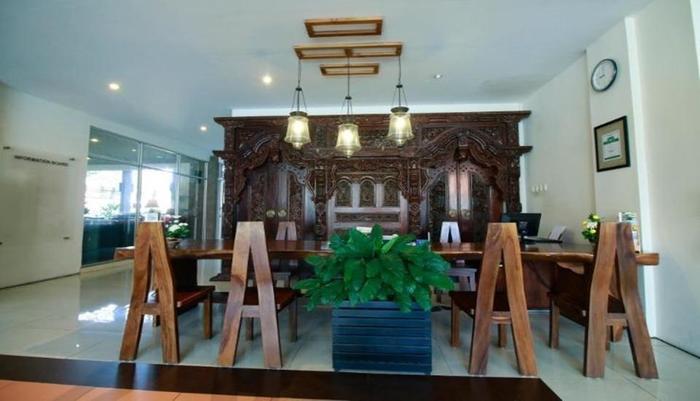 Eclipse Hotel Yogyakarta - Interior