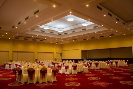 Padjadjaran Suites Resort Bogor - Ballroom