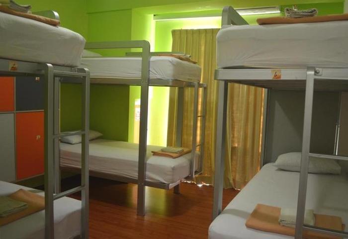 EDU Hostel Jogja - Dormitory Room