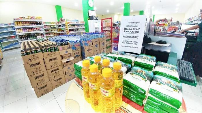 Quint Hotel Manado - Minimarket